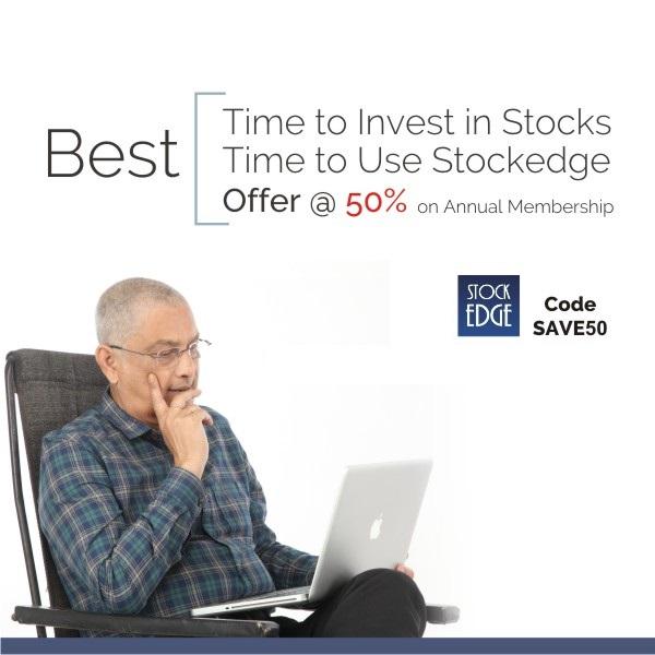 StockEdge Banner for Mobile