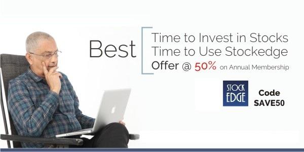 StockEdge Banner for Desktop